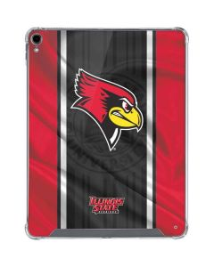 Illinois State Jersey iPad Pro 12.9in (2018-19) Clear Case