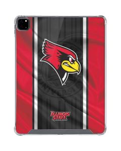 Illinois State Jersey iPad Pro 12.9in (2020) Clear Case