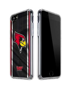 Illinois State Jersey iPhone SE Clear Case
