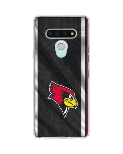 Illinois State Jersey LG Stylo 6 Clear Case