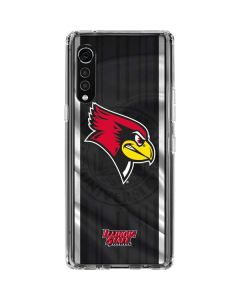 Illinois State Jersey LG Velvet Clear Case