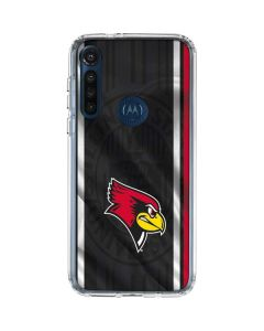 Illinois State Jersey Moto G8 Power Clear Case