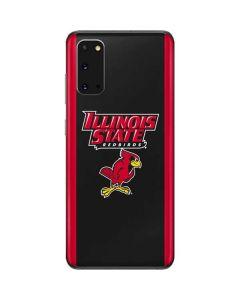 Illinois State Reggie Redbird Galaxy S20 Skin