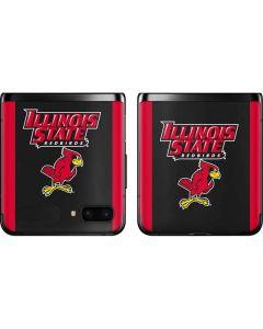 Illinois State Reggie Redbird Galaxy Z Flip Skin