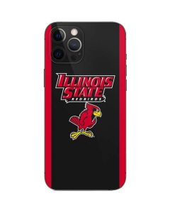 Illinois State Reggie Redbird iPhone 12 Pro Max Skin
