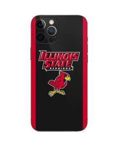 Illinois State Reggie Redbird iPhone 12 Pro Skin