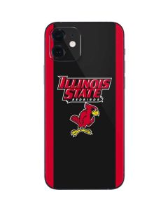 Illinois State Reggie Redbird iPhone 12 Skin