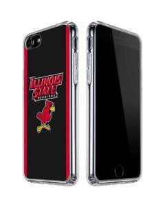 Illinois State Reggie Redbird iPhone SE Clear Case