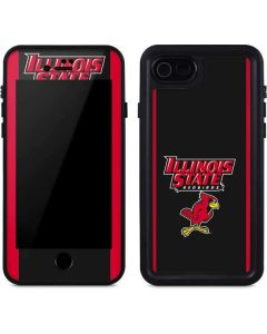 Illinois State Reggie Redbird iPhone SE Waterproof Case