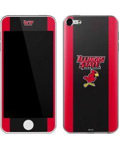Illinois State Reggie Redbird Apple iPod Skin