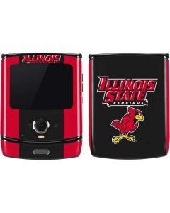 Illinois State Reggie Redbird Motorola RAZR Skin