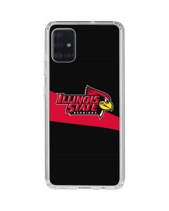 Illinois State University Galaxy A71 Clear Case