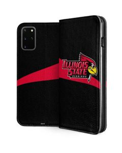 Illinois State University Galaxy S20 Plus Folio Case