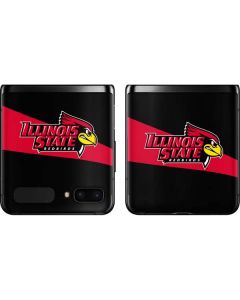 Illinois State University Galaxy Z Flip Skin
