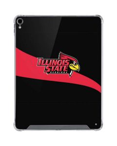Illinois State University iPad Pro 12.9in (2018-19) Clear Case