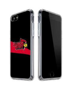 Illinois State University iPhone SE Clear Case