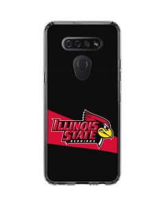 Illinois State University LG K51/Q51 Clear Case
