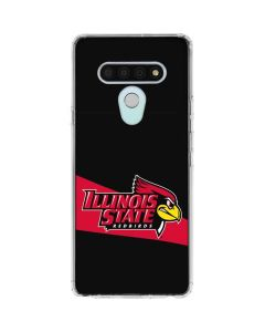 Illinois State University LG Stylo 6 Clear Case
