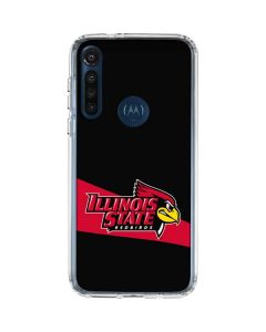 Illinois State University Moto G8 Power Clear Case