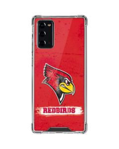 Illinois State Vintage Galaxy Note20 5G Clear Case