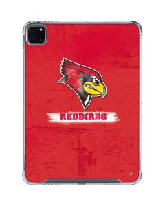Illinois State Vintage iPad Pro 11in (2020) Clear Case