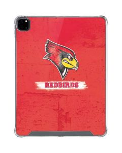 Illinois State Vintage iPad Pro 12.9in (2020) Clear Case