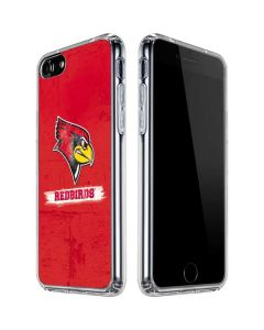 Illinois State Vintage iPhone SE Clear Case