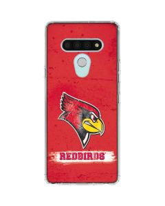 Illinois State Vintage LG Stylo 6 Clear Case