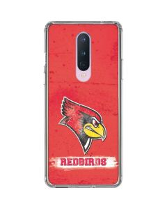 Illinois State Vintage OnePlus 8 Clear Case