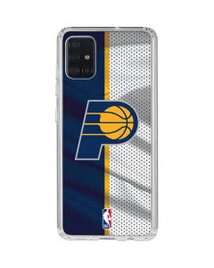 Indiana Pacers Away Jersey Galaxy A51 Clear Case