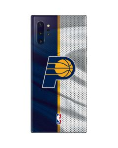 Indiana Pacers Away Jersey Galaxy Note 10 Plus Skin