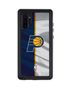 Indiana Pacers Away Jersey Galaxy Note 10 Plus Waterproof Case
