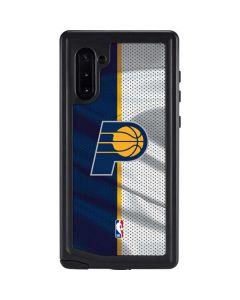 Indiana Pacers Away Jersey Galaxy Note 10 Waterproof Case