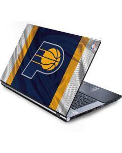 Indiana Pacers Away Jersey Generic Laptop Skin