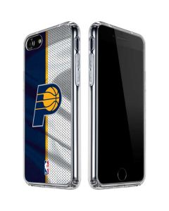 Indiana Pacers Away Jersey iPhone SE Clear Case
