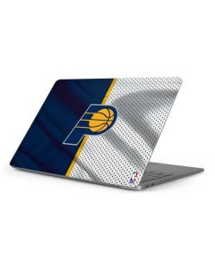 Indiana Pacers Away Jersey Apple MacBook Pro 16-inch Skin