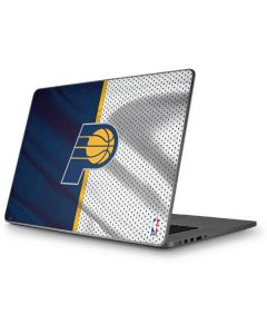 Indiana Pacers Away Jersey Apple MacBook Pro 17-inch Skin