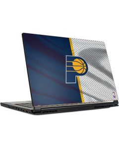 Indiana Pacers Away Jersey MSI GS65 Stealth Laptop Skin
