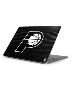 Indiana Pacers Black Animal Print Apple MacBook Pro 16-inch Skin