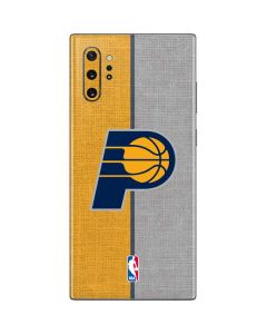 Indiana Pacers Canvas Galaxy Note 10 Plus Skin