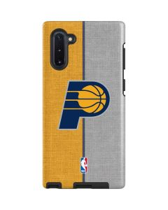 Indiana Pacers Canvas Galaxy Note 10 Pro Case