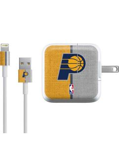 Indiana Pacers Canvas iPad Charger (10W USB) Skin