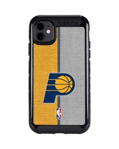 Indiana Pacers Canvas iPhone 11 Cargo Case