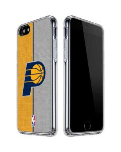 Indiana Pacers Canvas iPhone SE Clear Case