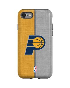 Indiana Pacers Canvas iPhone SE Pro Case