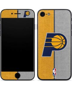 Indiana Pacers Canvas iPhone SE Skin