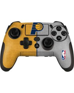 Indiana Pacers Canvas PlayStation Scuf Vantage 2 Controller Skin