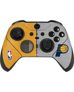 Indiana Pacers Canvas Xbox Elite Wireless Controller Series 2 Skin