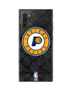 Indiana Pacers Dark Rust Galaxy Note 10 Plus Skin