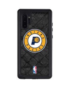 Indiana Pacers Dark Rust Galaxy Note 10 Plus Waterproof Case